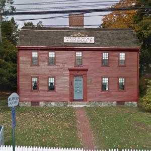 Count Rumford Birthplace (StreetView)