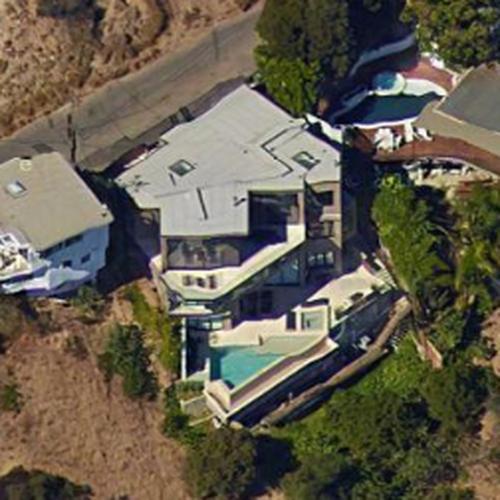 Celebrity Homes Tour - Google My Maps
