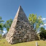 Pyramid Monument to Confederate War Dead