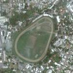 Garrison Savannah horse racetrack (Google Maps)