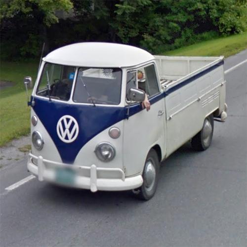 volkswagen t1 pickup in woodstock vt virtual globetrotting. Black Bedroom Furniture Sets. Home Design Ideas