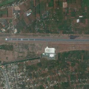 Buon Ma Thuot Airport (BMV) (Google Maps)