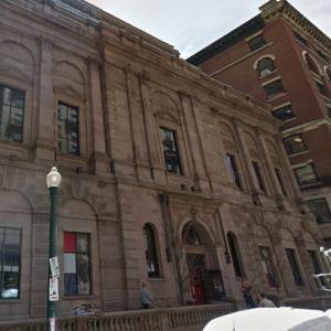 Boston Athenæum (StreetView)