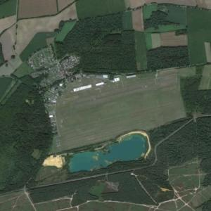 Borkenberge airport (Google Maps)