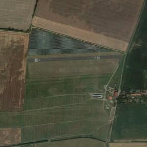 Ballenstedt airport (Google Maps)