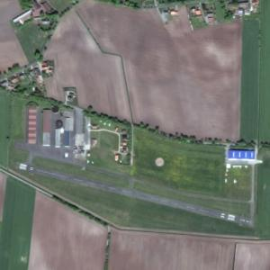 Damme airport (Google Maps)