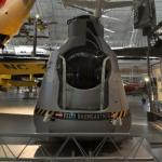 Felix Baumgartners Red Bull Stratos capsule