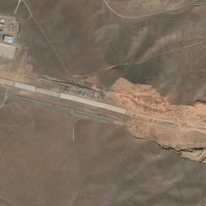 Airport Construction (Google Maps)