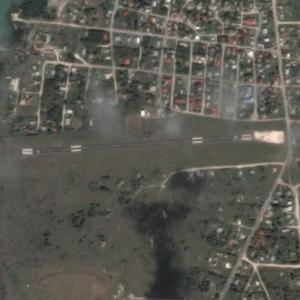 Barbuda Codrington Airport (BBQ) (Google Maps)