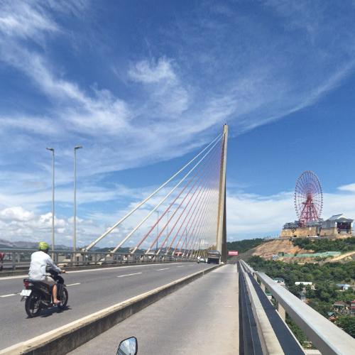 Bai Chay Bridge in Ha Long, Vietnam (Google Maps) - Virtual ...