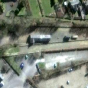 Former Maud Junction Railway Station (Google Maps)