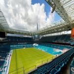 Miami Dolphins - Hard Rock Stadium renovated
