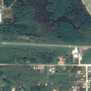 Dangriga Airport (DGA) (Google Maps)