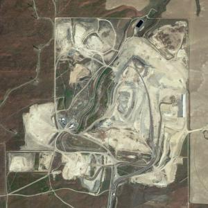 Columbia Ridge Landfill (Google Maps)