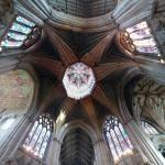 Ceiling and lantern of Ely Cathedral