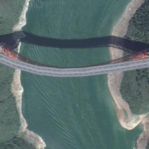 Daning River Bridge (Google Maps)