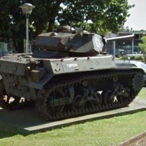 Bernardini X1A - Light Tank (StreetView)