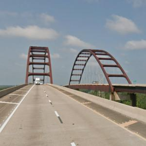 General W.K. Wilson Jr. Bridge (StreetView)