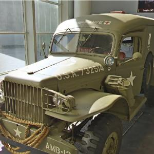 Dodge WC54 Ambulance (StreetView)