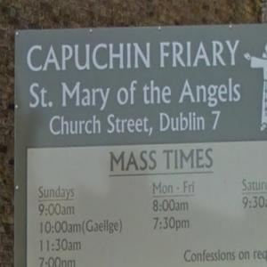 Capuchin Friary - not the monkeys (StreetView)
