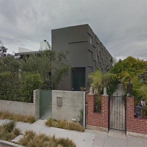 emilia clarke 39 s house in los angeles ca google maps 2