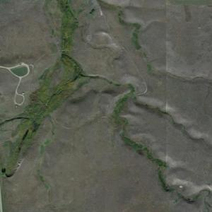 Bear Paw Battlefield (Google Maps)