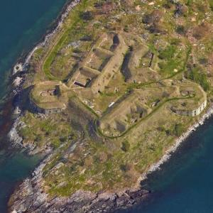Fort Scammell (Google Maps)