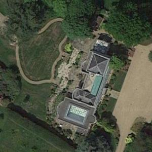 Adrian Newey's House (Google Maps)