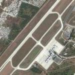 Air Force Base of Atlántico, Barranquilla (SKBQ) (Google Maps)