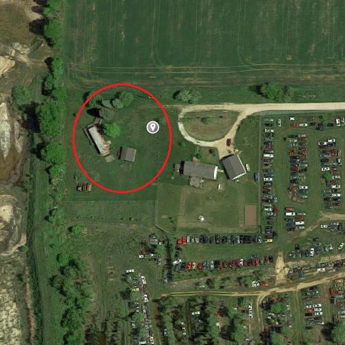 "Crows Used Cars Crowsusedcars: Steven Avery's Home (""Making A Murderer"") In Two Rivers"