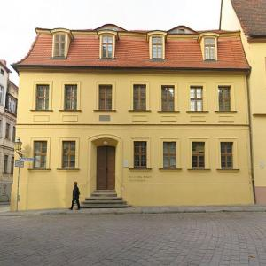 George Frideric Handel's birthplace (StreetView)