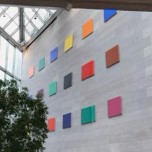 'Color Panels for a Large Wall' by Ellsworth Kelly (StreetView)