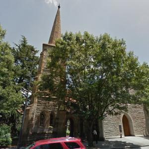 'Christ Episcopal Church' by Richard Upjohn (StreetView)