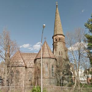 'Church of the Holy Comforter' by Richard Upjohn (StreetView)