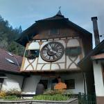 Biggest cuckoo clock in the World