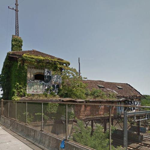 'Westchester Avenue Station' By Cass Gilbert (abandoned