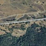 Stanford Linear Accelerator (Google Maps)