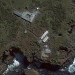 Weather station on Gough Island (Google Maps)