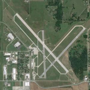 Hutchinson Municipal Airport Kansas in Hutchinson KS Virtual