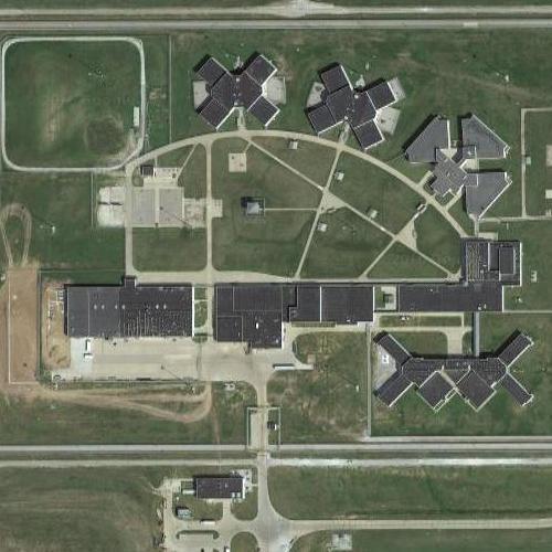 Tecumseh State Correctional Institution in Tecumseh, NE ...