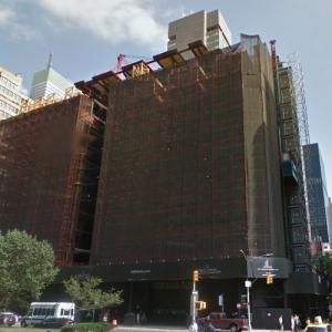 425 Park Avenue under construction (StreetView)