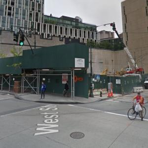 111 Murray Street under construction (StreetView)