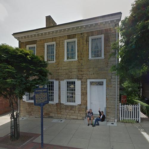 David Bradford House In Washington Pa Virtual Globetrotting