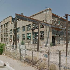"Albuquerque Rail Yards (""The Avengers"") (StreetView)"