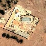 Saint Catherine's Monastery (Google Maps)