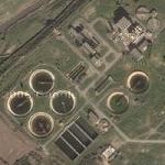 Wastewater Treatment Plant in Algiers (Google Maps)