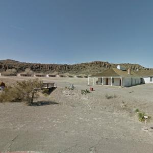 Fort Davis National Historic Site (StreetView)