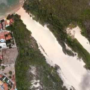 Morro do Careca (Google Maps)