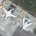 Tupolev Tu-160s (Google Maps)