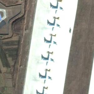 New Military Transport Airbase (Google Maps)